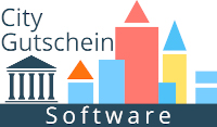 Logo City-Gutschein-Software